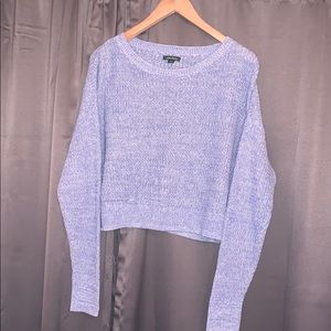 XL wild fable cropped sweater